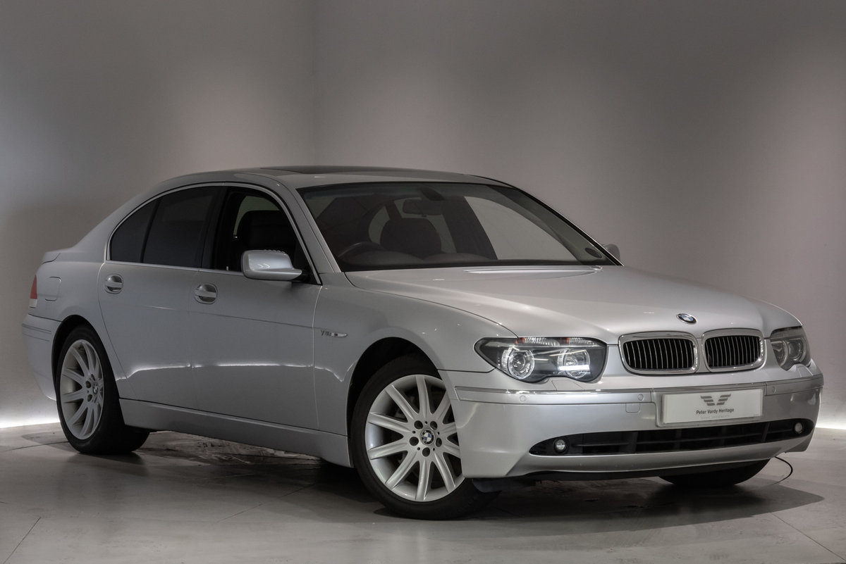 2003 Massive Specification BMW 760Li  For Sale (picture 1 of 6)