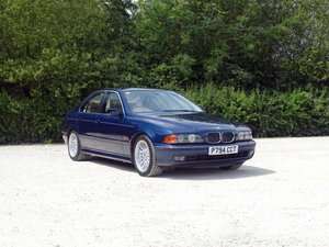 1997 BMW 535i For Sale by Auction