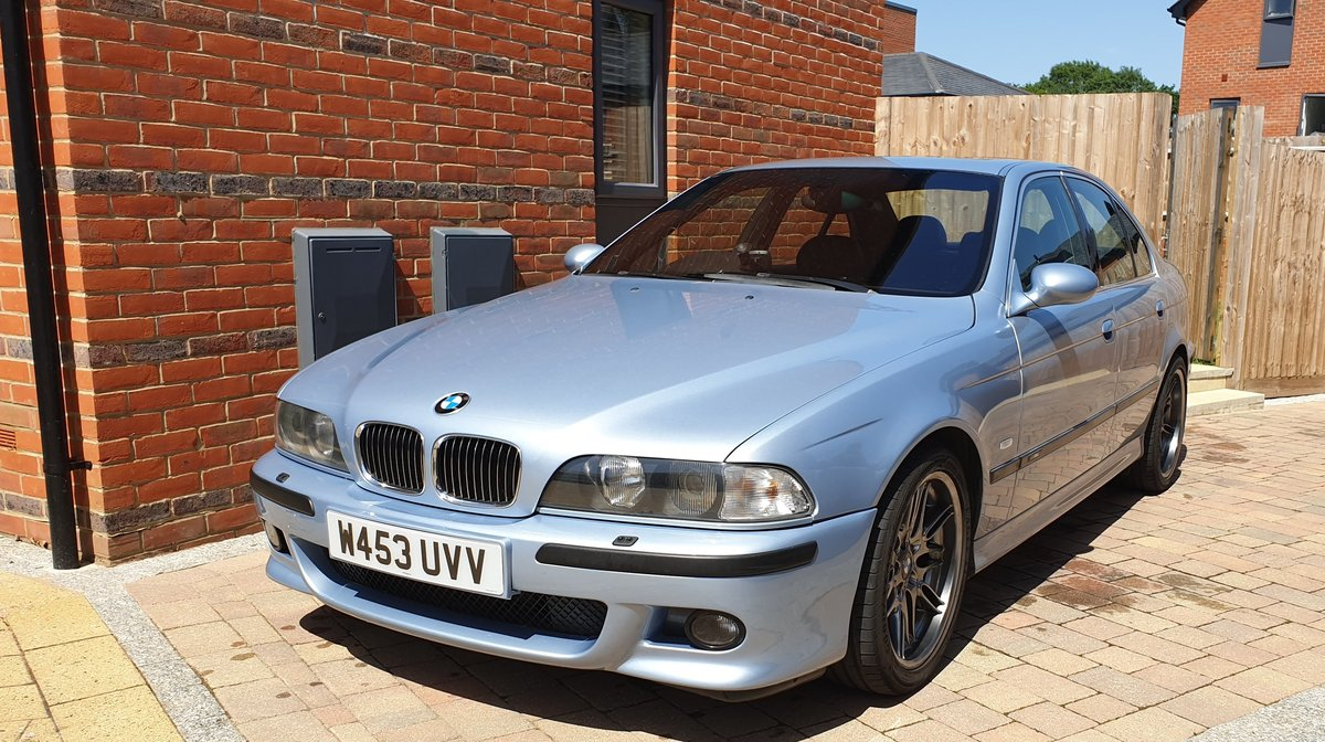 2000 BMW E39 M5 - New MOT, new cluch @ 102k For Sale (picture 1 of 6)
