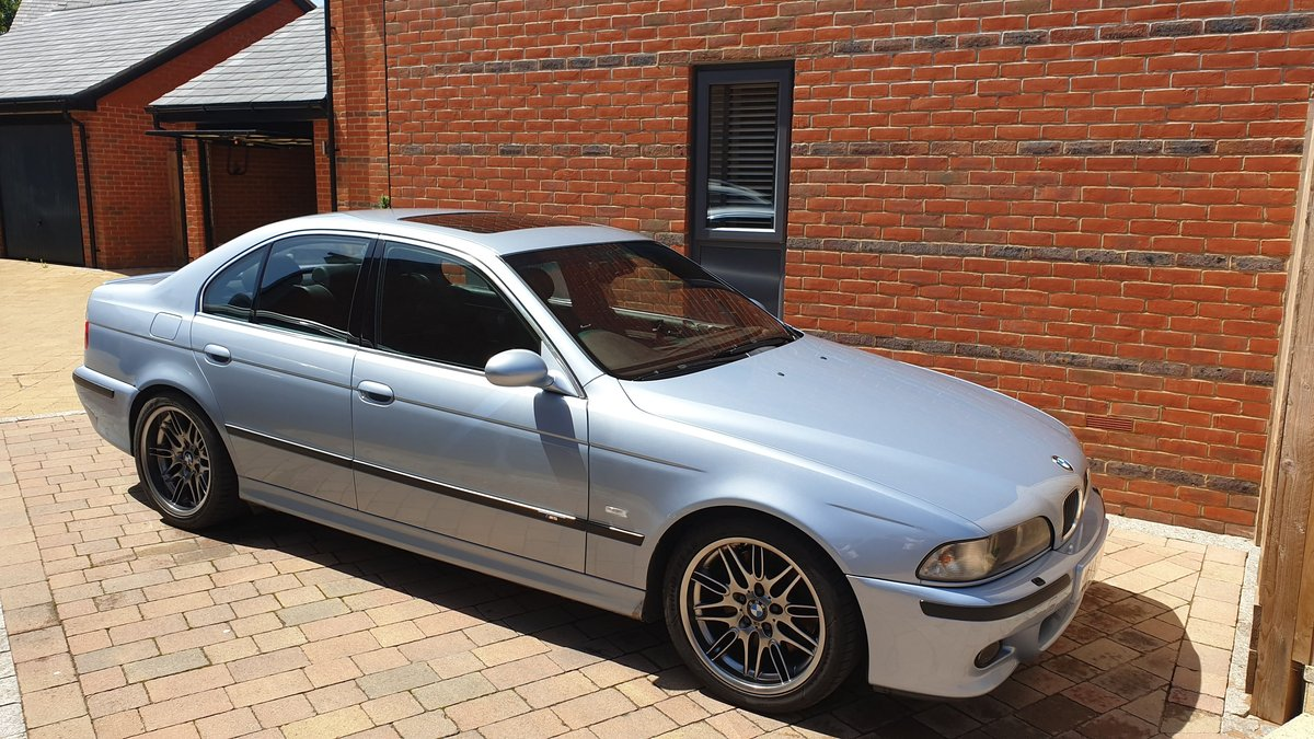2000 BMW E39 M5 - New MOT, new cluch @ 102k For Sale (picture 2 of 6)