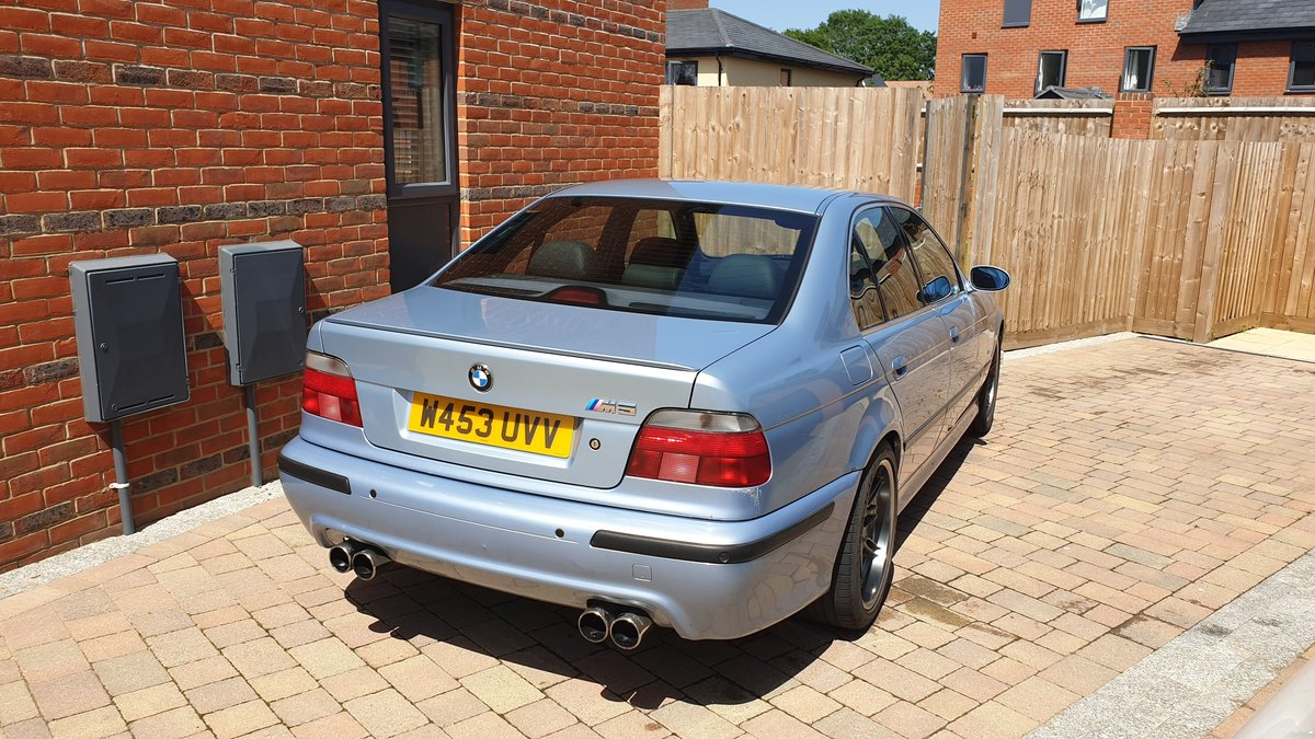 2000 BMW E39 M5 - New MOT, new cluch @ 102k For Sale (picture 3 of 6)