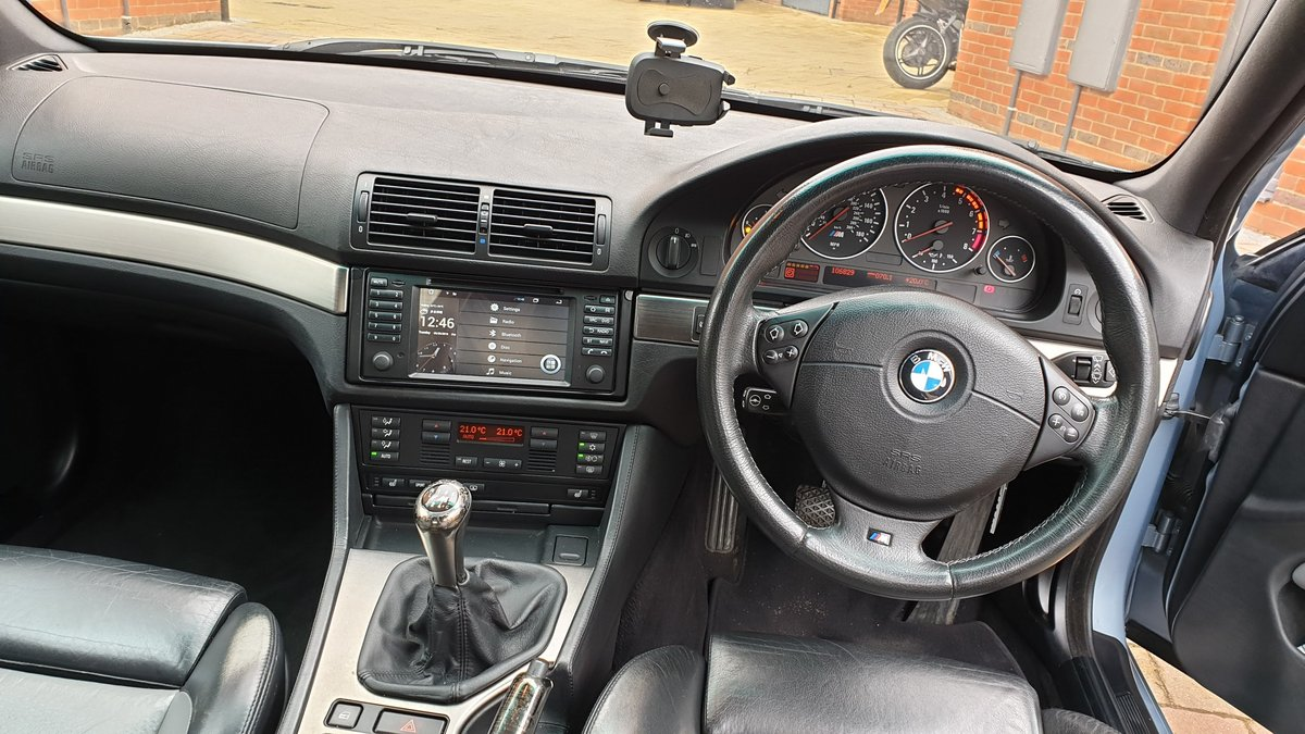 2000 BMW E39 M5 - New MOT, new cluch @ 102k For Sale (picture 5 of 6)
