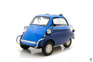 1957 BMW ISETTA COUPE For Sale