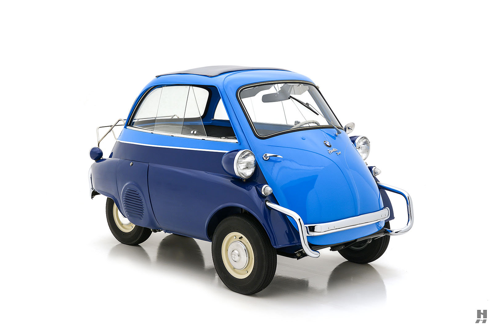 1957 BMW ISETTA COUPE For Sale (picture 2 of 6)