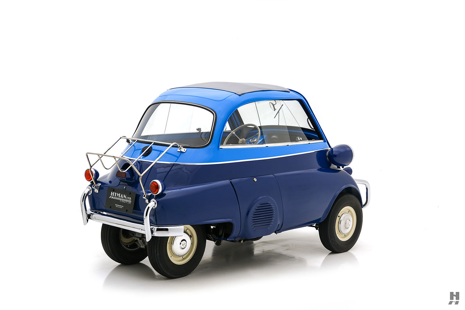 1957 BMW ISETTA COUPE For Sale (picture 5 of 6)