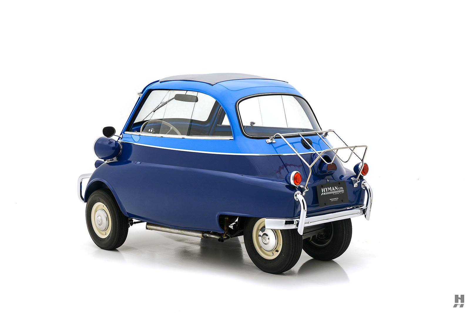 1957 BMW ISETTA COUPE For Sale | Car And Classic