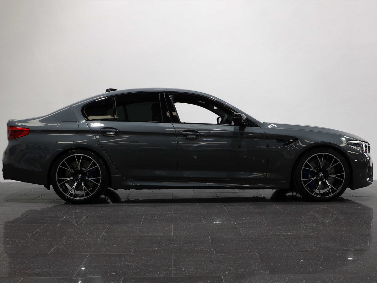2018 18 68 BMW M5 COMPETITION DCT AUTO For Sale (picture 2 of 6)