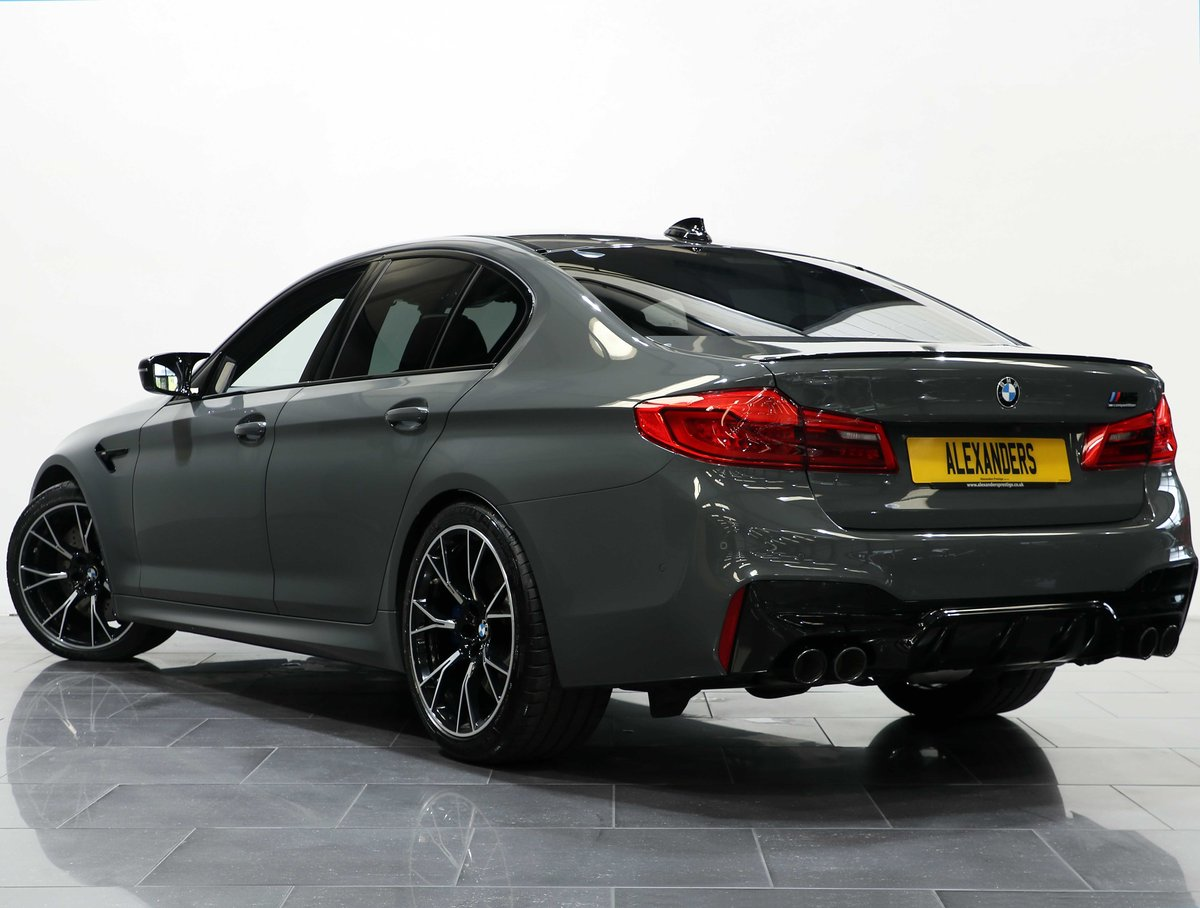 2018 18 68 BMW M5 COMPETITION DCT AUTO For Sale (picture 3 of 6)
