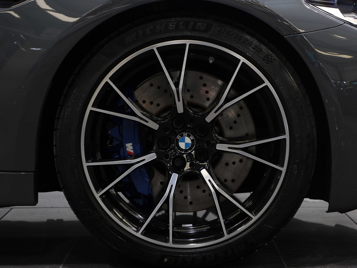 2018 18 68 BMW M5 COMPETITION DCT AUTO For Sale (picture 4 of 6)