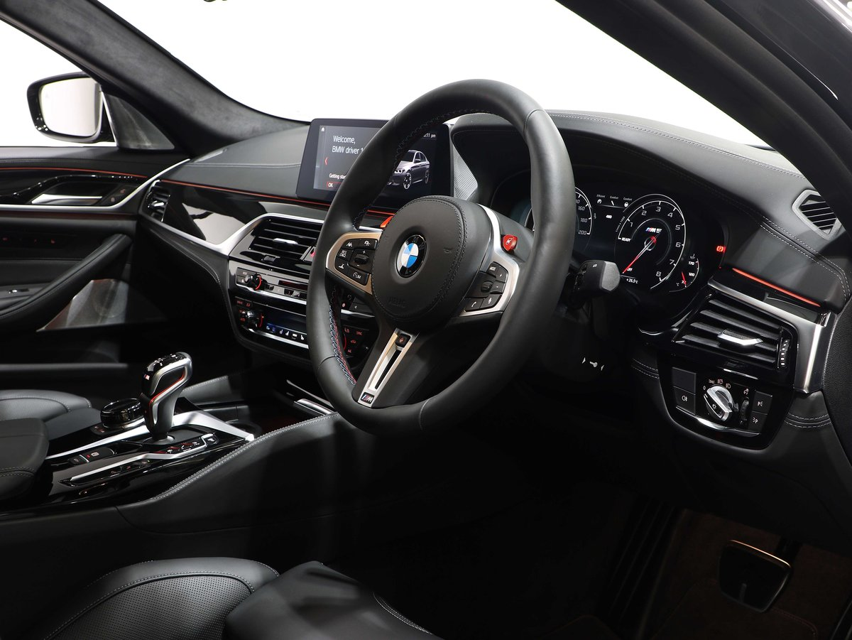 2018 18 68 BMW M5 COMPETITION DCT AUTO For Sale (picture 5 of 6)