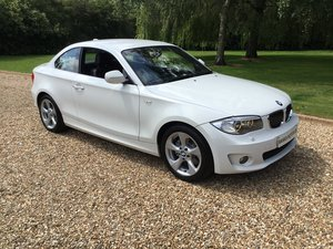 BMW 120 Exclusive Edition Coupe Automatic 2013/63 For Sale