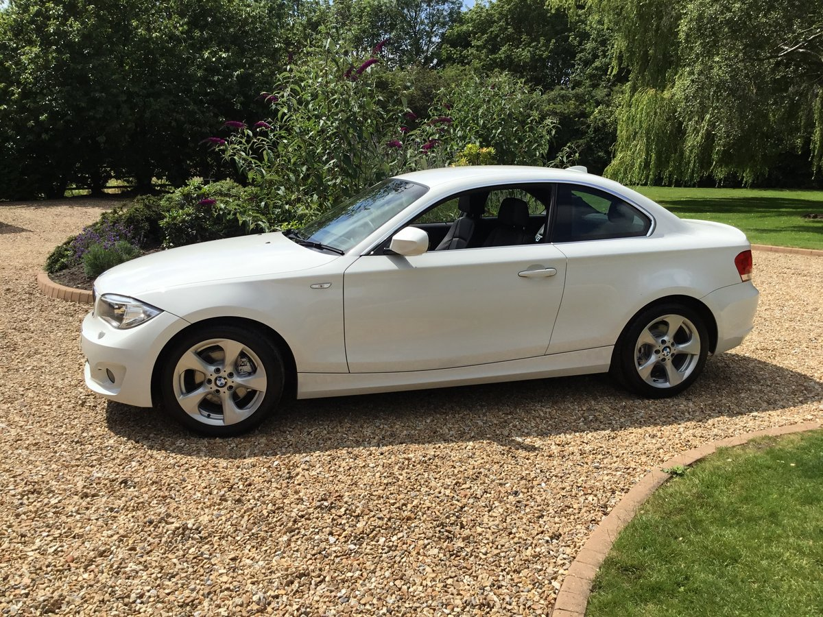 BMW 120 Exclusive Edition Coupe Automatic 2013/63 For Sale (picture 2 of 6)