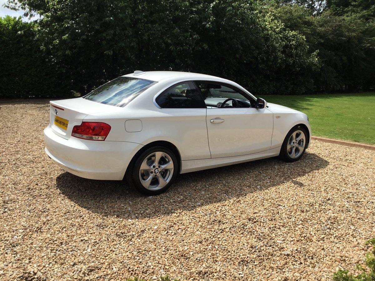 BMW 120 Exclusive Edition Coupe Automatic 2013/63 For Sale (picture 3 of 6)