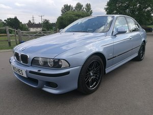 2000 BMW E39 M5 Manual For Sale