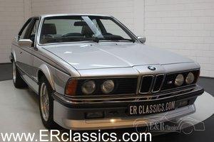 BMW M635CSI 1984 Coupé, European car in beautiful condition For Sale