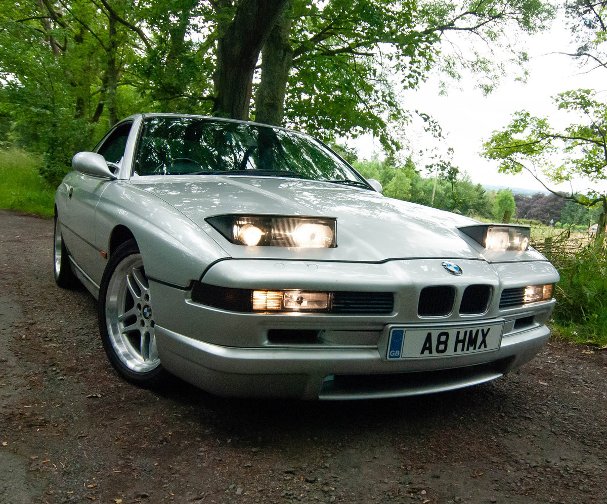 1999 BMW 840Ci Sport - One of the last made For Sale (picture 1 of 6)
