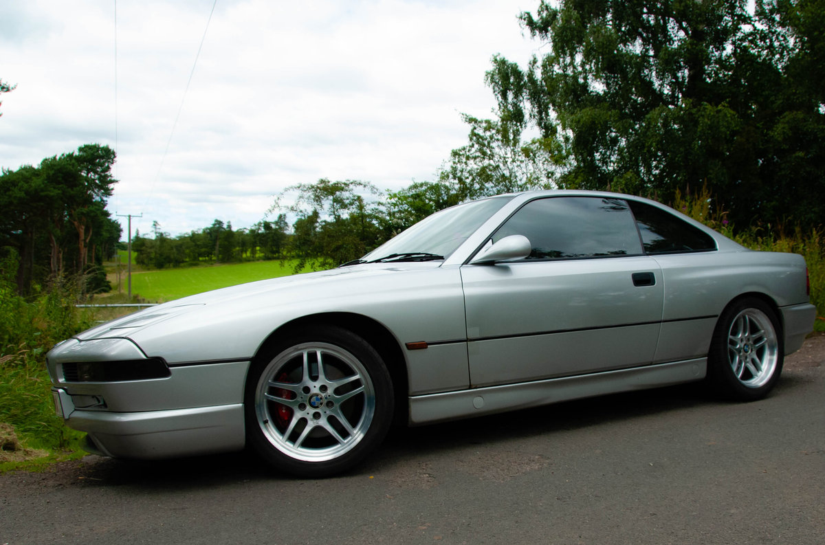 1999 BMW 840Ci Sport - One of the last made For Sale (picture 2 of 6)