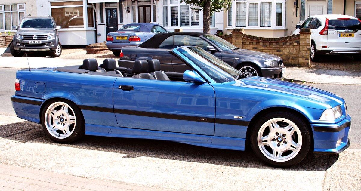1998 Classic E36 M3 Evo Convertible For Sale (picture 2 of 5)
