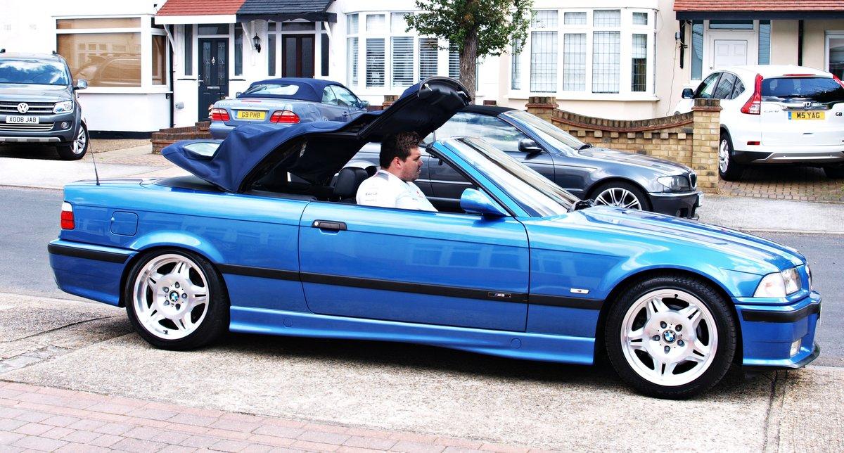 1998 Classic E36 M3 Evo Convertible For Sale (picture 3 of 5)