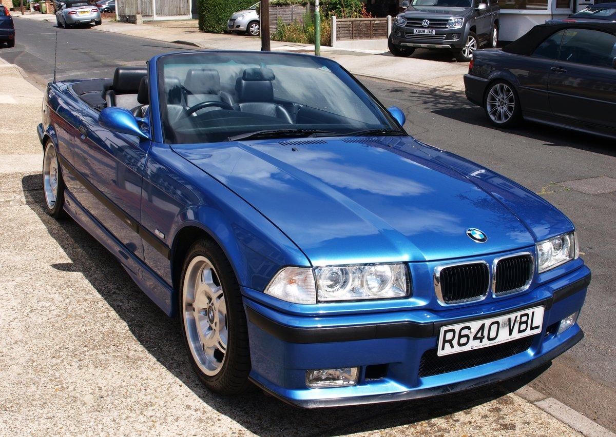 1998 Classic E36 M3 Evo Convertible For Sale (picture 5 of 5)