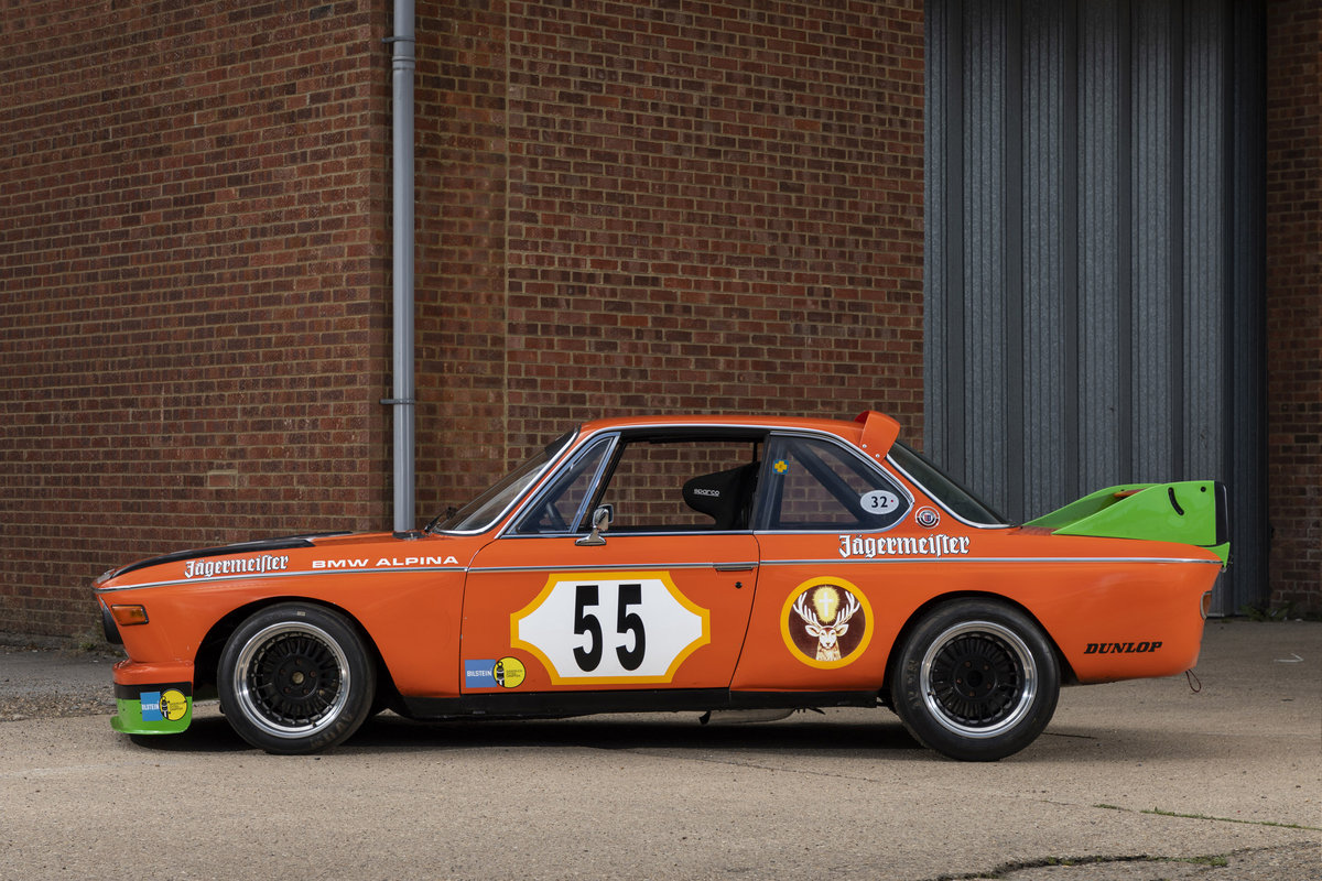 1969 BMW 3.0 CSL Batmobile For Sale (picture 3 of 6)