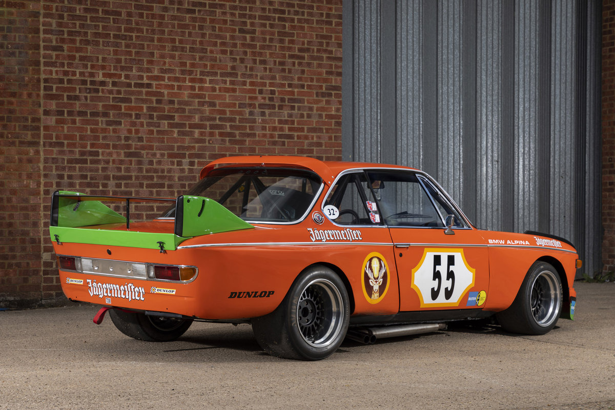 1969 BMW 3.0 CSL Batmobile For Sale (picture 4 of 6)