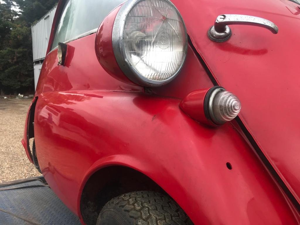 BMW ISETTA 1960 BUBBLE CAR FOR SALE For Sale (picture 3 of 6)