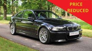 2003 BMW M3 CSL SOLD