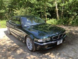 1998 BMW 750iL V12 (e38) Dec98 For Sale