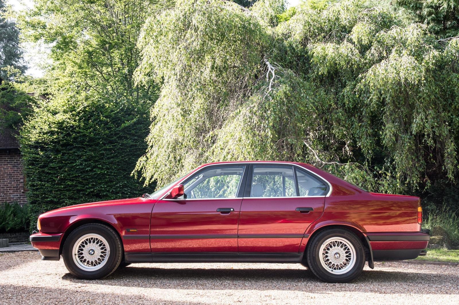1990 BMW E34 535i SE Low Mileage For Sale (picture 2 of 6)