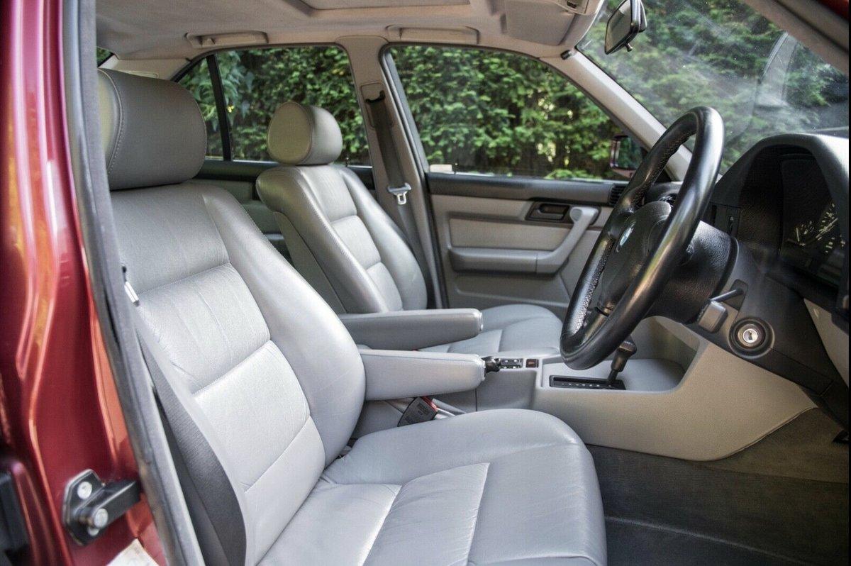 1990 BMW E34 535i SE Low Mileage For Sale (picture 4 of 6)