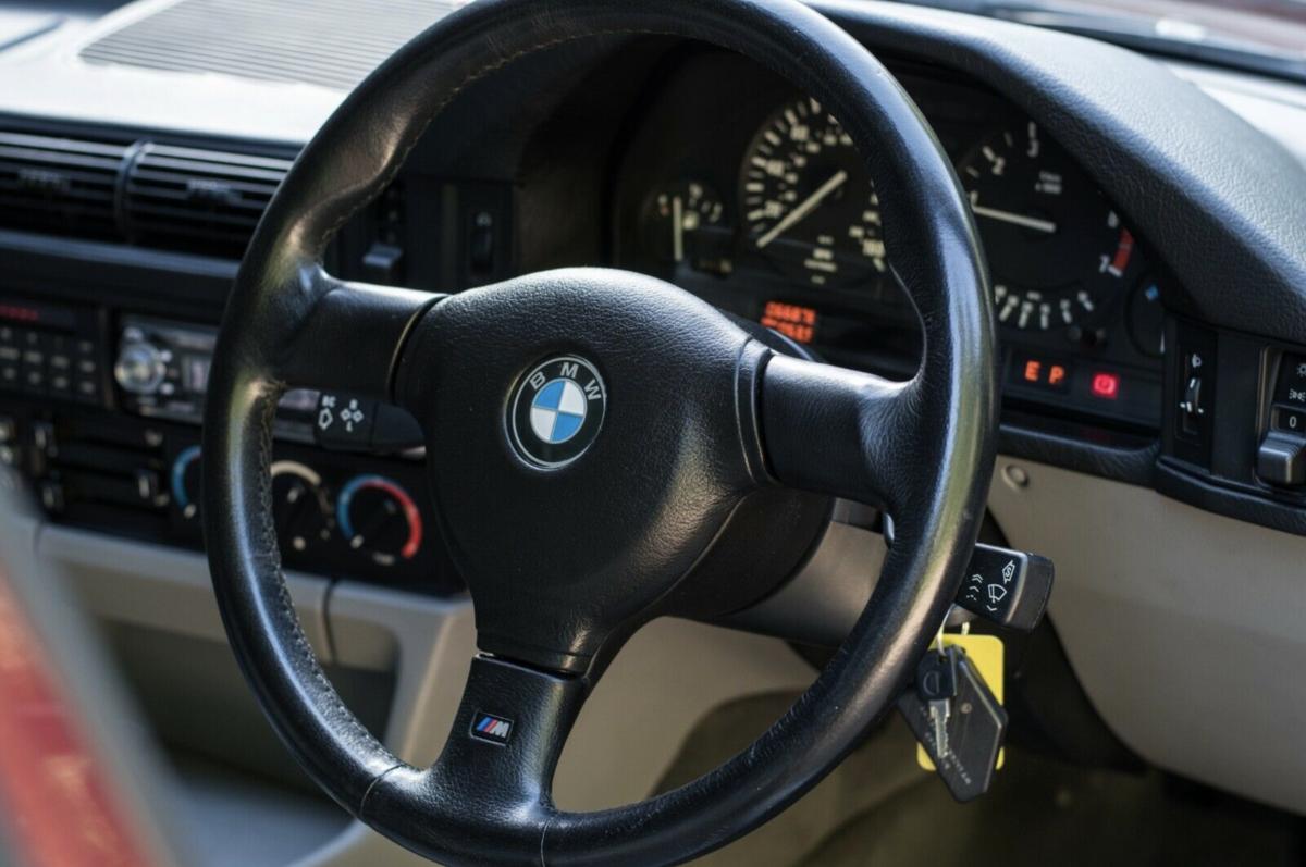 1990 BMW E34 535i SE Low Mileage For Sale (picture 6 of 6)