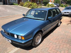 1993 BMW 520i Touring Wagon E34 Auto M50B20 For Sale