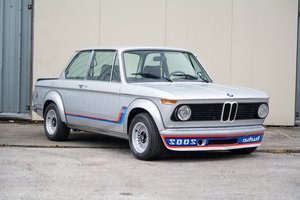 1974 BMW 2002 Turbo, 7,000 miles NO RESERVE For Sale by Auction