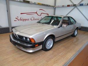1987 BMW 635 CSI E24 Coupé