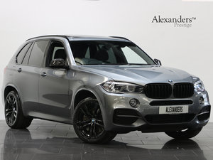 2016 16/66 BMW X5 M50D AUTO For Sale