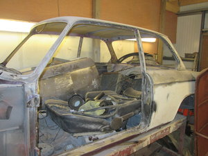 1971 BMW 200tii barn find For Sale