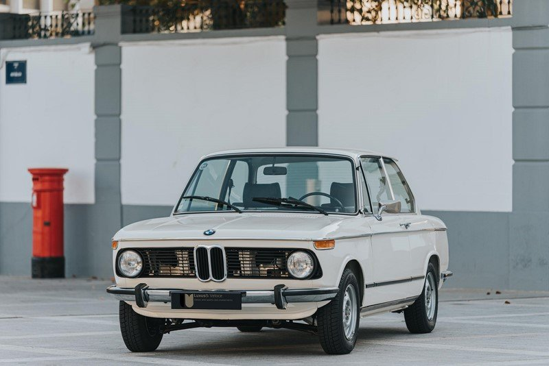 1974 BMW 2002 95.000KMS  For Sale (picture 1 of 5)
