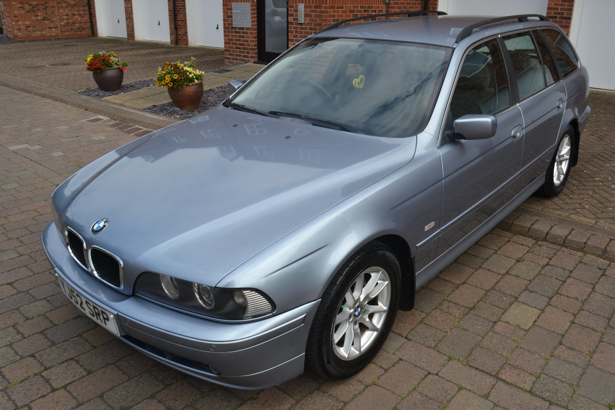 2002 Immaculate BMW520i SE Touring Estate For Sale (picture 6 of 6)
