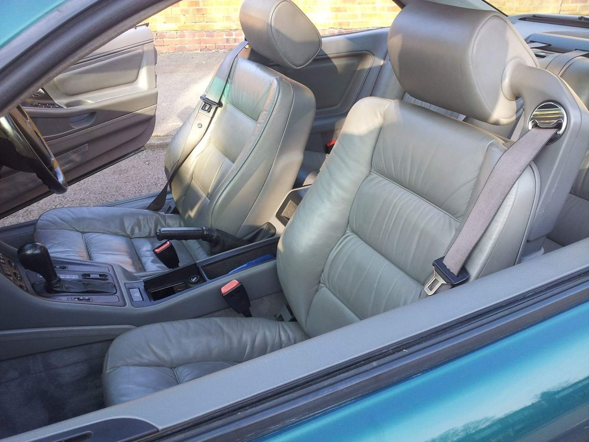 1993 Nice Example BMW 8 series For Sale (picture 5 of 6)