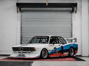 1978 BMW 320i Turbo IMSA  For Sale by Auction