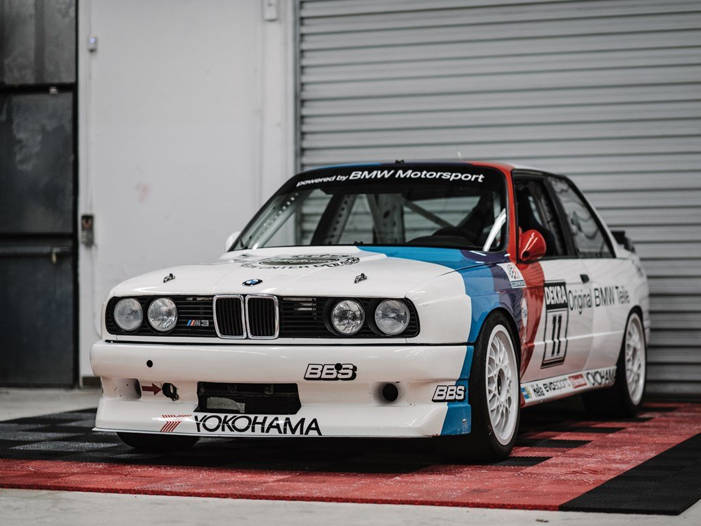 1989 BMW M3 DTM Tribute  For Sale by Auction (picture 1 of 6)