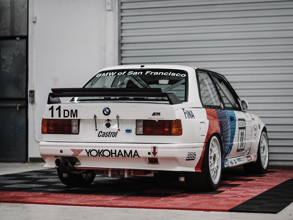 1989 BMW M3 DTM Tribute  For Sale by Auction (picture 2 of 6)