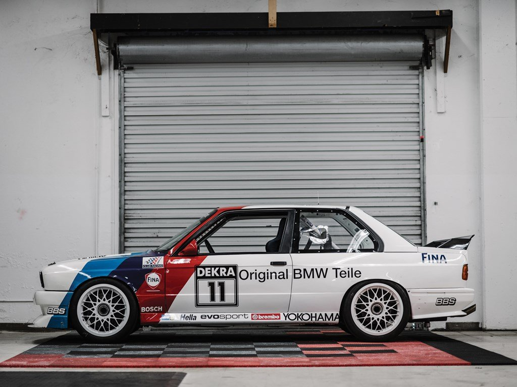 1989 BMW M3 DTM Tribute  For Sale by Auction (picture 5 of 6)
