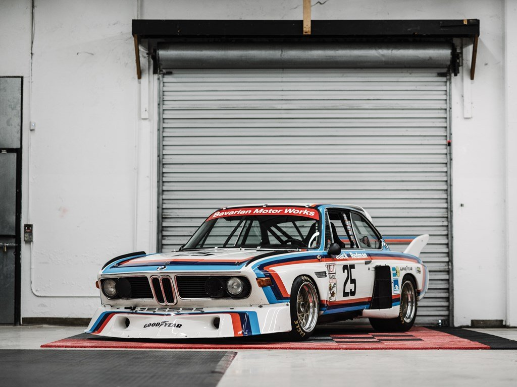 1974 BMW 3.5 CSL IMSA  For Sale by Auction (picture 1 of 6)