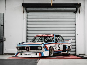 1974 BMW 3.5 CSL IMSA  For Sale by Auction