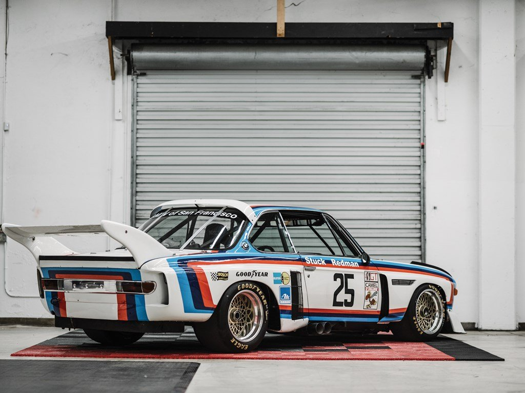 1974 BMW 3.5 CSL IMSA  For Sale by Auction (picture 2 of 6)