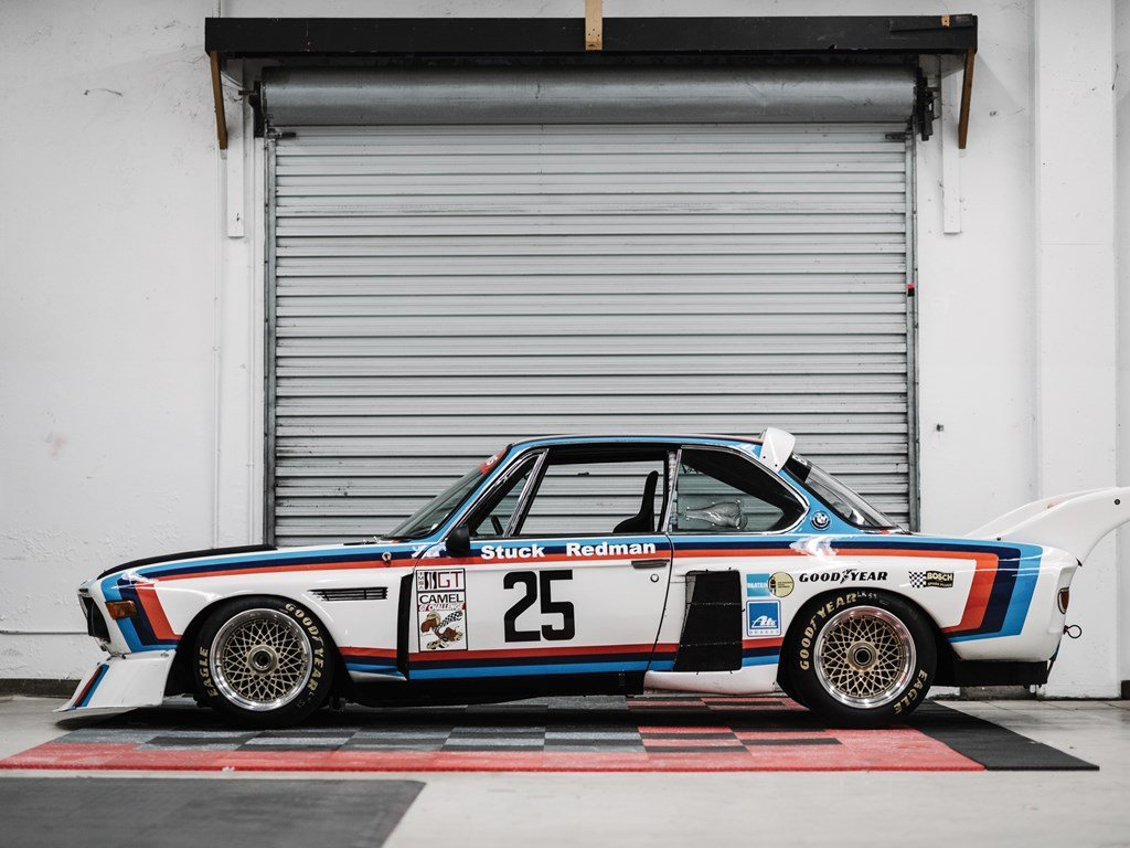 1974 BMW 3.5 CSL IMSA  For Sale by Auction (picture 5 of 6)