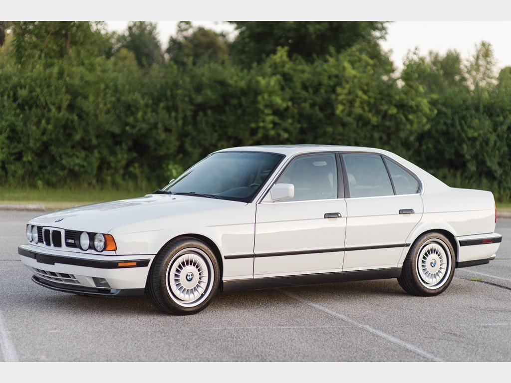 1991 BMW M5  For Sale by Auction (picture 1 of 6)