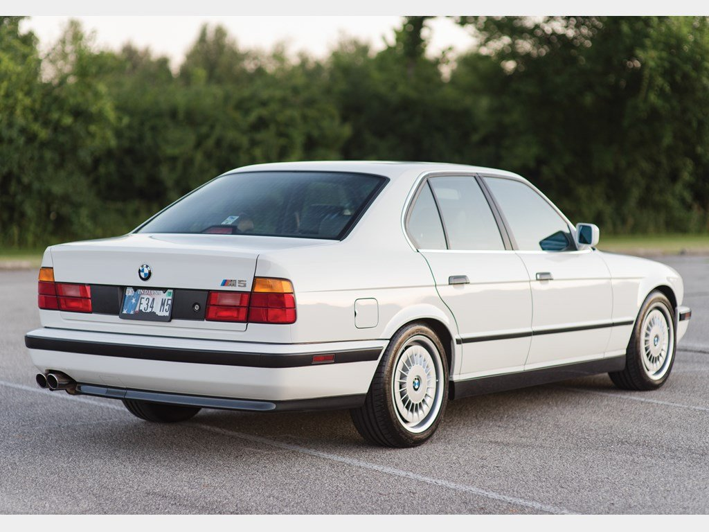 1991 BMW M5  For Sale by Auction (picture 2 of 6)